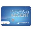 Infopass Argent  dos