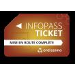 Ticket Infopass config