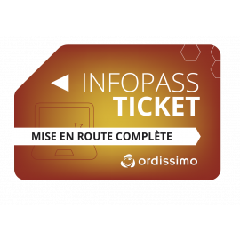 Ticket Infopass config