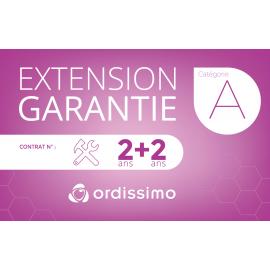 Extension de garantie Cat A 2+2