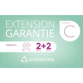Extension de garantie Cat C 2+2