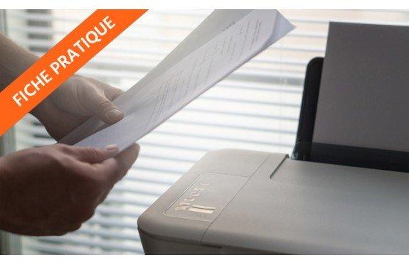 Conseils pour choisir son imprimante avant l'achat