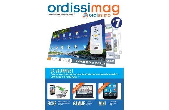 Le magazine Ordissimag n°7 est sorti !