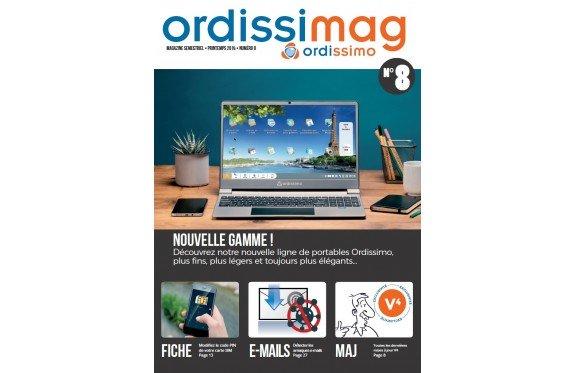 Le magazine Ordissimag n°8 est sorti !