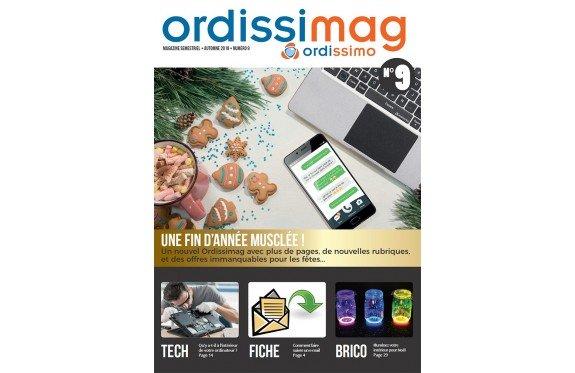 Le magazine Ordissimag n°9 est sorti !