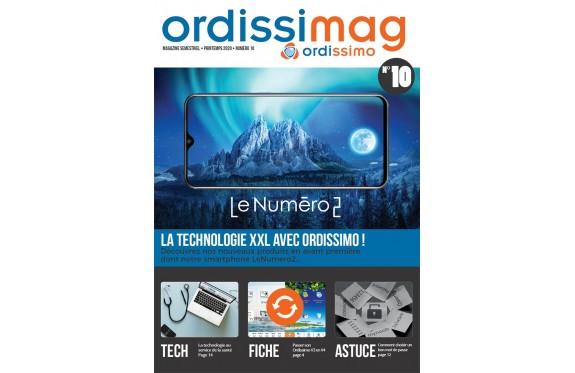 Le magazine Ordissimag n°10 est sorti !