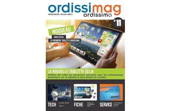 Le magazine Ordissimag n°11 est sorti !