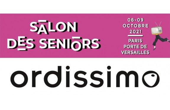 Ordissimo présent au salon des seniors Paris 2021
